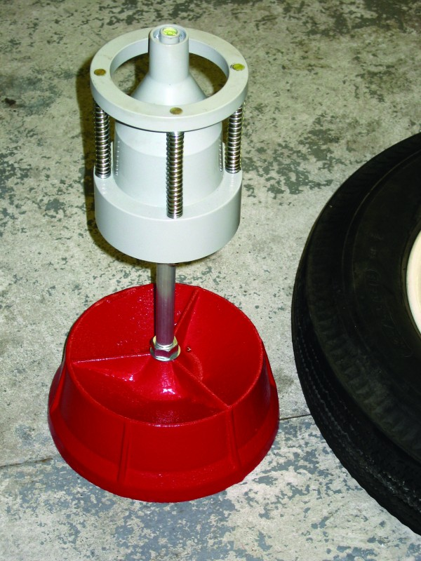 Static Wheel Balancer