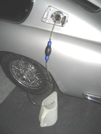 Fuel Transfer Syphon Pump