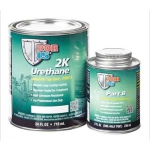 POR15 2K Urethane BLUE - Two Component Coating (aka Hardnose) (US Quart, 946ml)-0