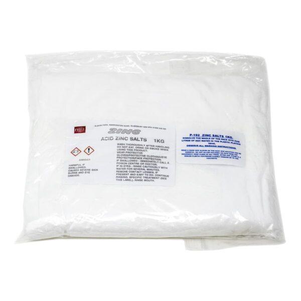 Zinc salts for Zinc Plating Modules P192