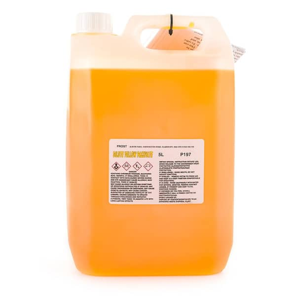 Yellow Passivate Electroplating Solution (5 litres)