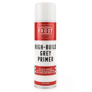 Frost High Performance Grey Primer Aerosol (500ml)