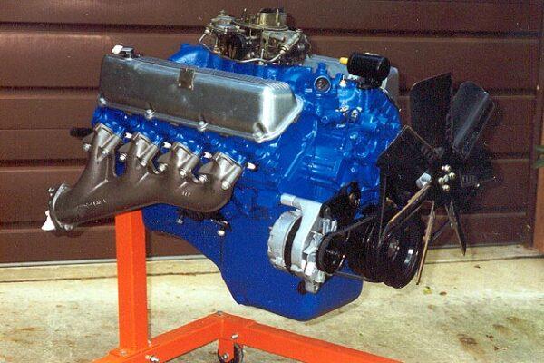 POR-15 Engine Enamel Paint Finish