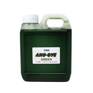 Green Coloured Anodising Dye (1L)