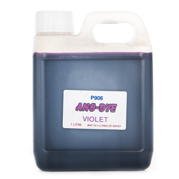 Violet Coloured Anodising Dye (1L)