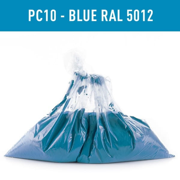 Frost Blue Hotcoat Powder Coating (1kg)
