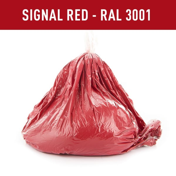 Signal Red Bright Red Hotcoat Powder Coating (1kg)