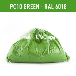 Frost Green Hotcoat Powder Coating (1kg)