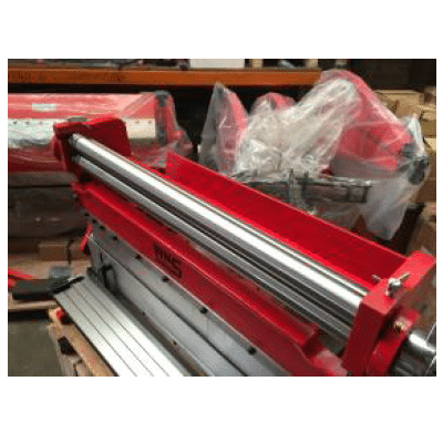 3 in 1 - Guillotine, Roller and Bender Sheet Metal Machine (Cut, Roll, Folder) - 1000mm Long-11862