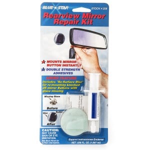 Car Rear View Mirror Repair Kit