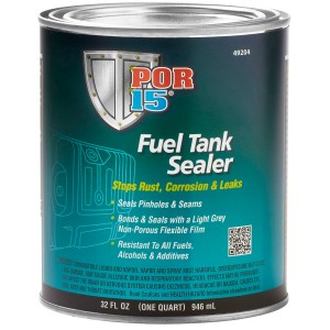 POR15 Fuel Car / Bike (Motorcycle) Tank Repair Sealer (236ml)