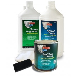 POR15 Basic Big Fuel Car Tank Repair Sealer Kit