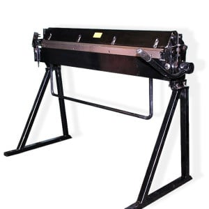 Floor Standing Hand Operated Sheet Metal Folder (40-inch, 1060mm)-0