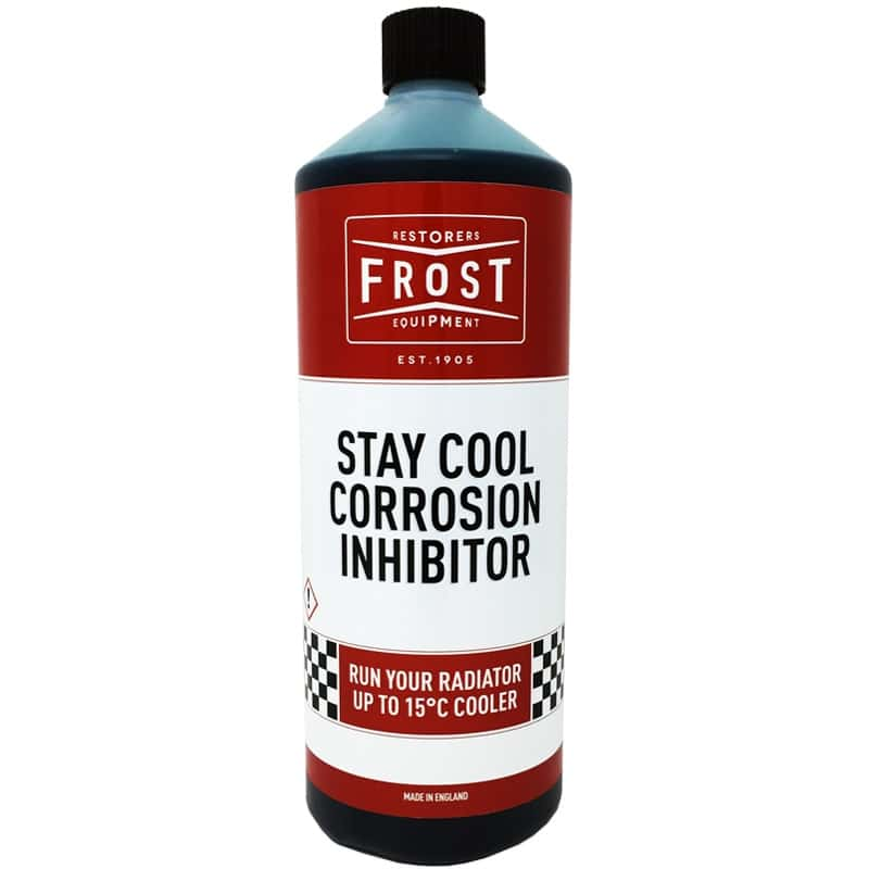 Frost Stay Cool Radiator Corrosion Inhibitor