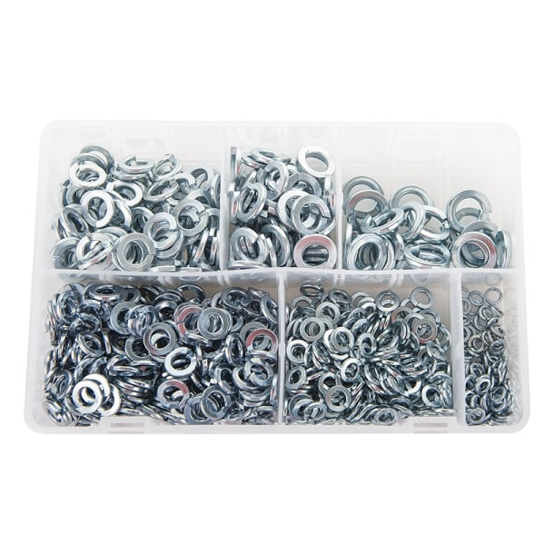 Imperial Steel Spring Washers