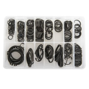 Circlips Internal & External (280 Pieces)