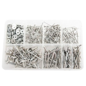 Rivet Assortment (500pcs)