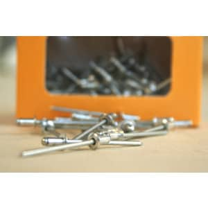 Short STEEL Rivets (3/16-inch)