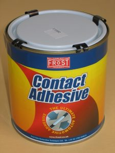 Standard Frost Contact Adhesive (1 litre)