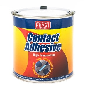 Frost High Temp Contact Adhesive (1 litre)