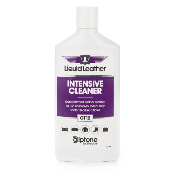 Gliptone Liquid Leather Cleaner