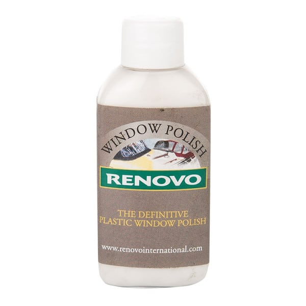 Renovo Plastic Window Polish (50ml)