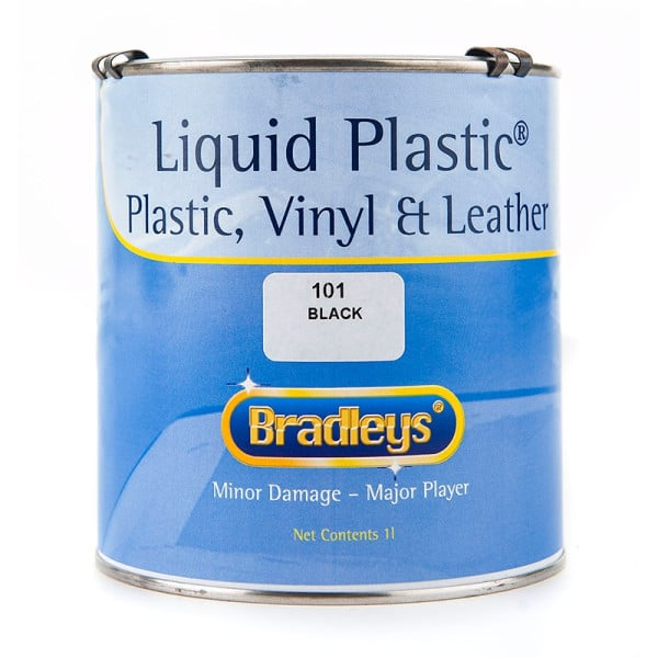 Plastic, Vinyl and Leather Paint
