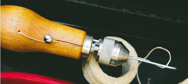 Automatic Speedy Stitcher Sewing Awl