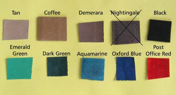 Black Flock Colour Trim Kit