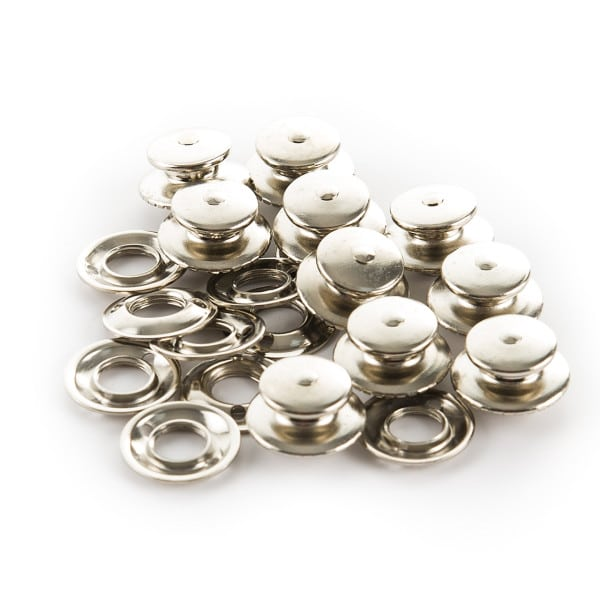 Spring Loaded Buttons and Washers