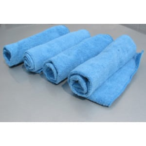 Micro Fibre Cloths (Set of 4)