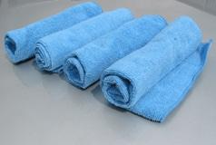 Micro Fibre Cloths (Set of 4)