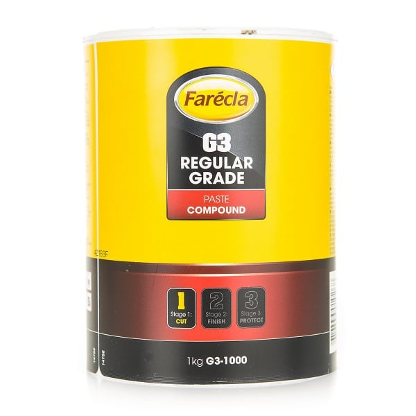 Farecla G3 Paste Compound (1 kilo)