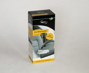 Air Dry - Car Re-Usable Windscreens Dehumidifier / Demister