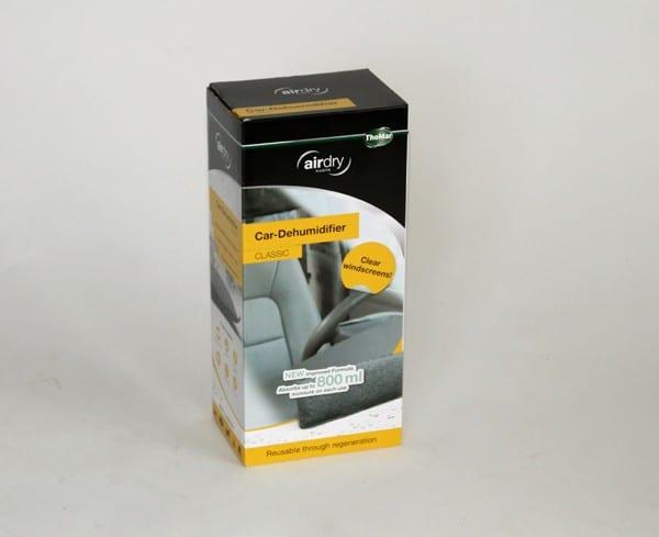 Air Dry - Car Re-Usable Windscreens Dehumidifier / Demister