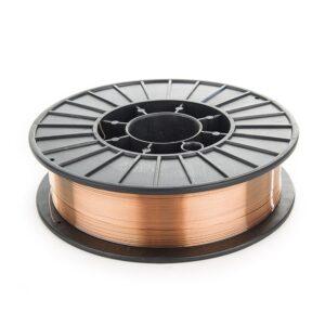 0.6mm Mild Steel Wire (5kg) - MIG Welder Spare
