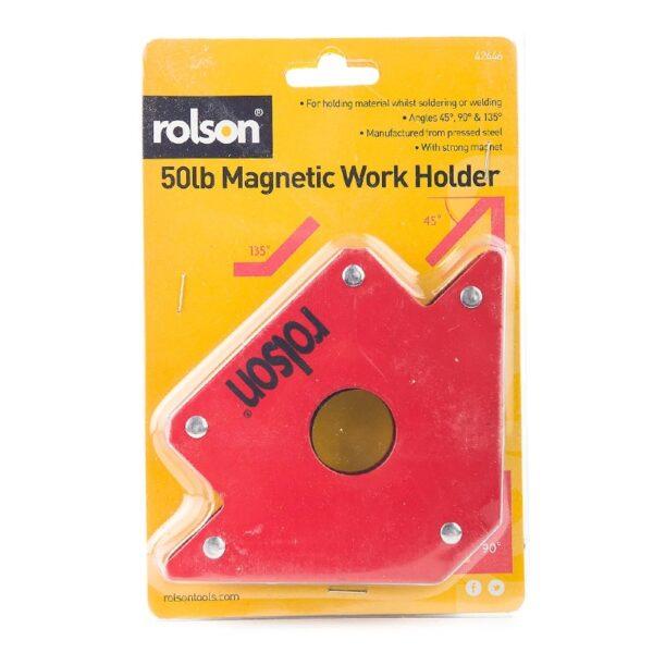 50Lb Magnetic Arrow Welding Holder (Welding Arrow) (Set of 3)