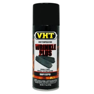 VHT Black Wrinkle Finish (310ml)