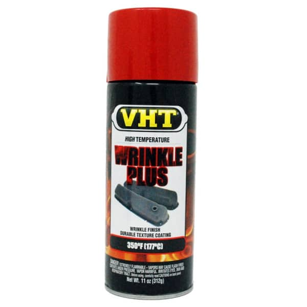 VHT Red Wrinkle Finish (310ml)