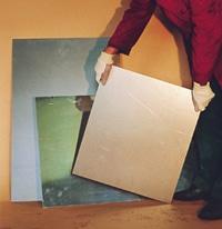 Mild Steel Sheet Metal 0.9 - 1mm Thickness (6005x1000mm)