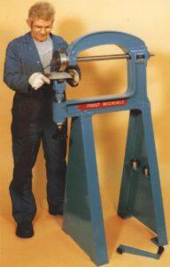 "21"" Wheeling Machine (530mm) - English Wheel"