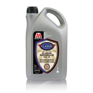 Millers Oils Classic Running-In Oil (5 litres)