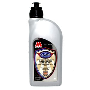 Millers Oils Classic Green Gear Oil 90 - GL1 (1L)