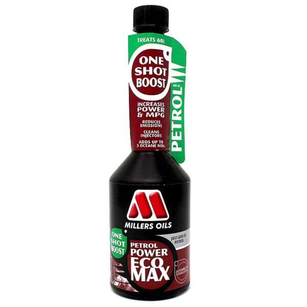Millers Oils Petrol Power Eco Max (250ml)