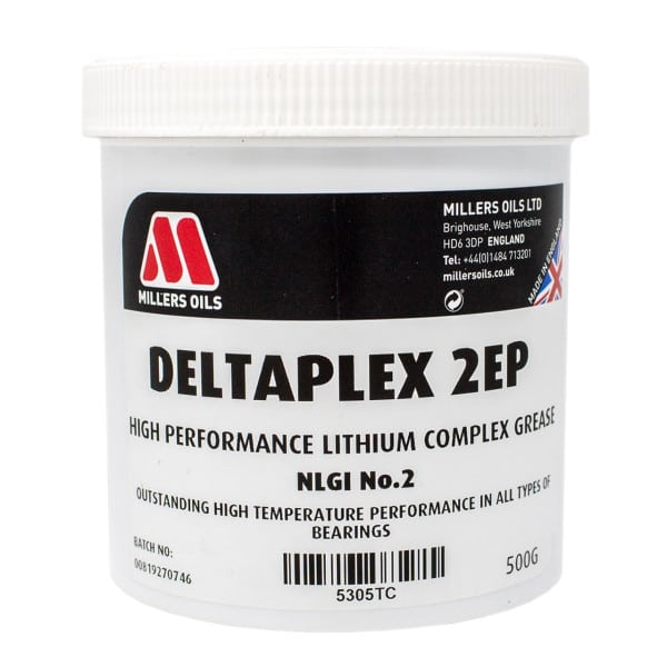 Millers Lithium Complex Grease