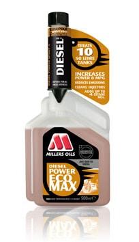 Millers Oils Diesel Power EcoMax