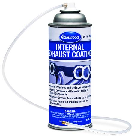 Eastwood Hi-Temp Internal Exhaust Coating