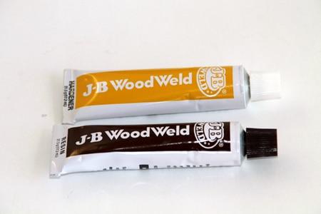 J-B WoodWeld Adhesive (8251)
