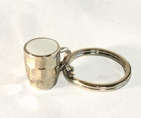 Beer Tankard Key Ring