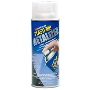 Plasti Dip Silver Metalizer Spray (311g)